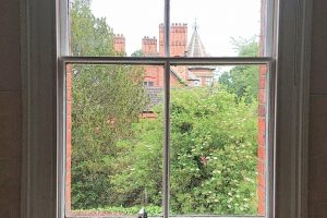 Sash Window been repaired in Kent